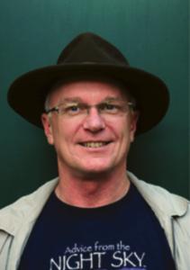 Dave Kensiski Portrait