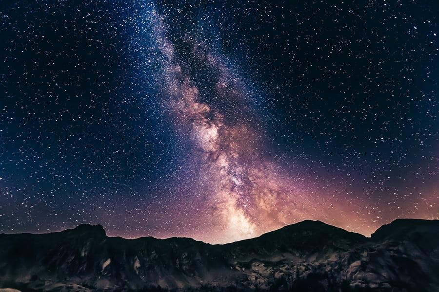 Galactic Level Image