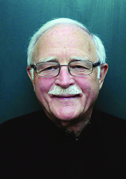 Leo Bleier Portrait
